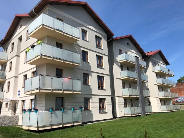 Osiedle mieszkaniowe BIEDRONKA w Karlinie