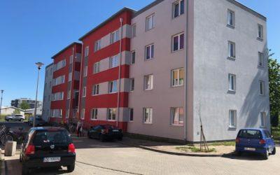 KTBS ulica Rybacka w Kołobrzegu