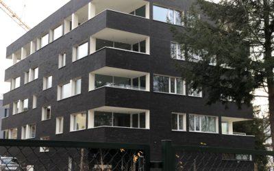 Budynek mieszkalno-usługowy przy ulicy Jedności 3 w Koszalinie