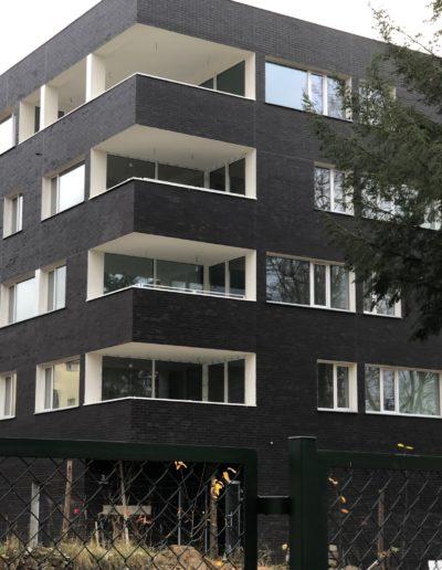Budynek mieszkalny Jedności Koszalin